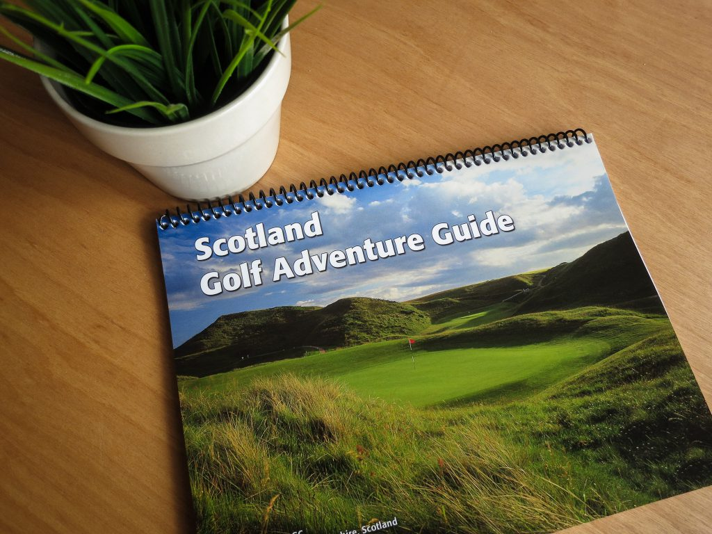 Ireland & Scotland Golf Adventure Guide