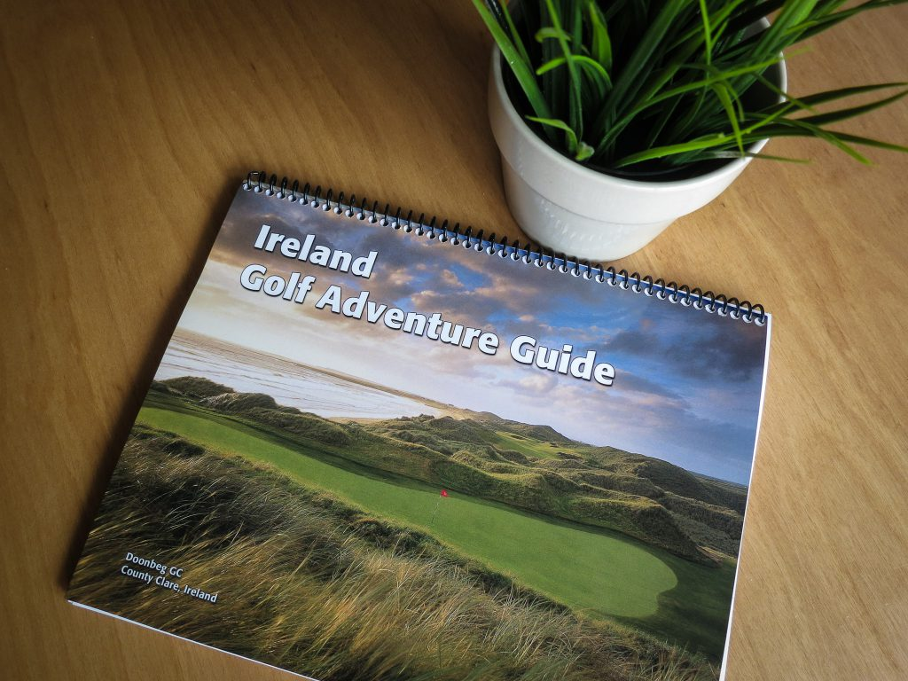 Ireland & Scotland Golf Adventure Guides